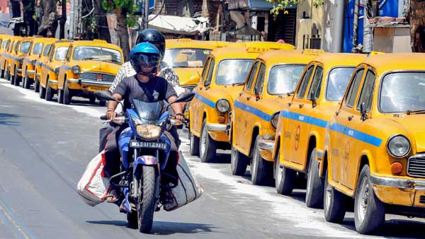 Bharat Bandh: Some taxi, auto unions join strike