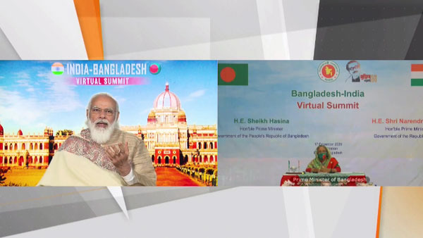 PM Modi, Sheikha Hasina all set to hold virtual summit today; To inaugurate key projects