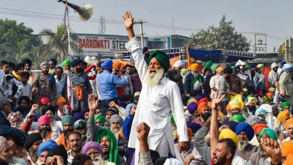 'Warned about accepting foreign funds': Punjab's biggest farmer group