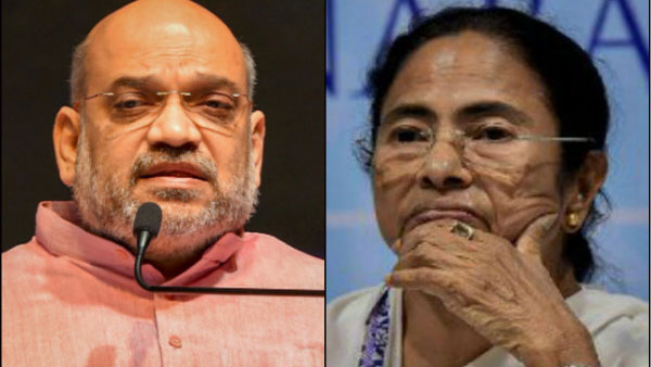 'Prove me wrong or treat me with Dhokla': Mamata Banerjee challenges Amit Shah