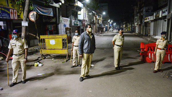 New Year's Eve: Night curfew imposed in Delhi