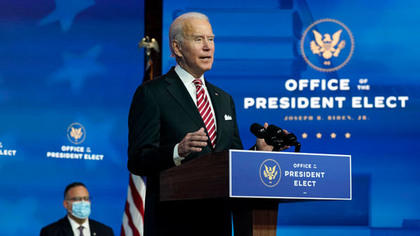 Joe Biden slams Donald Trump for whining, complaining about election results