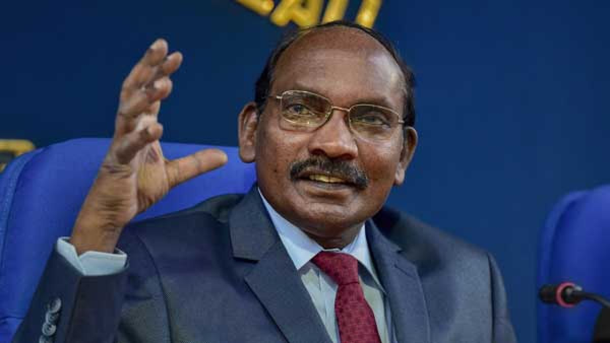 <strong>ISRO chief K Sivan gets one-year extension till January 2022</strong>