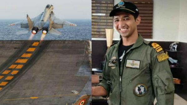 MiG-29K crash: Missing pilot's body found 70 metres below water