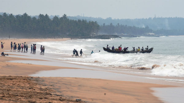 Cyclone Burevi lays over Gulf of Mannar to bring heavy rain over Tamil Nadu, Puducherry today