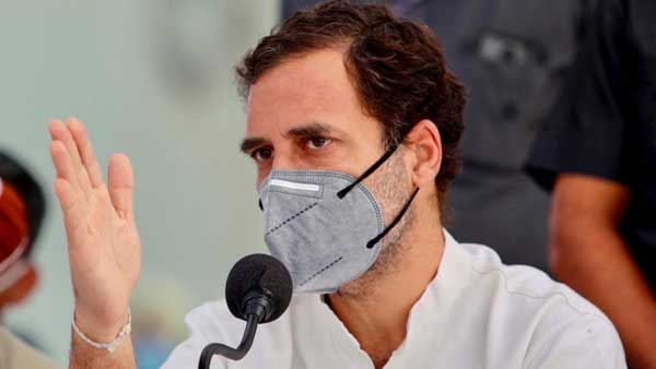 It is ridiculous: Rahul Gandhi slams Centre over COVID-19 vaccination