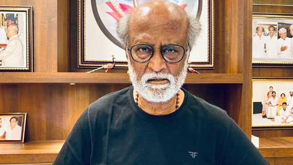 Superstar Rajinikanth admitted to hospital