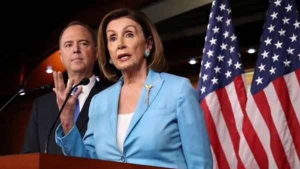 Nancy Pelosi wants fines for bypassing security protocols of House