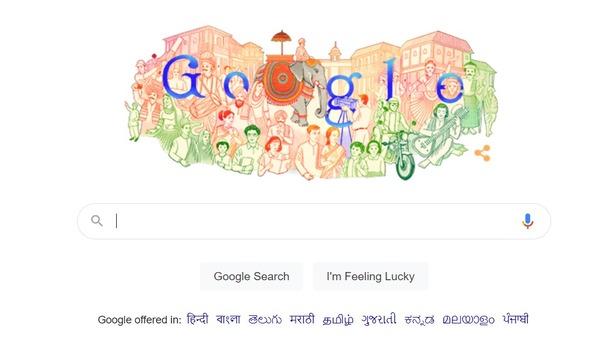 Google celebrates India's republic Day with 'Unity' Doodle; Meet this Mumbai-based artist