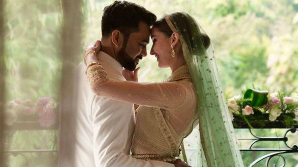 Ali Abbas Zafar ties knot, shares pic with wife Alicia; Katrina Kaif, Ranveer Singh and others send wishes