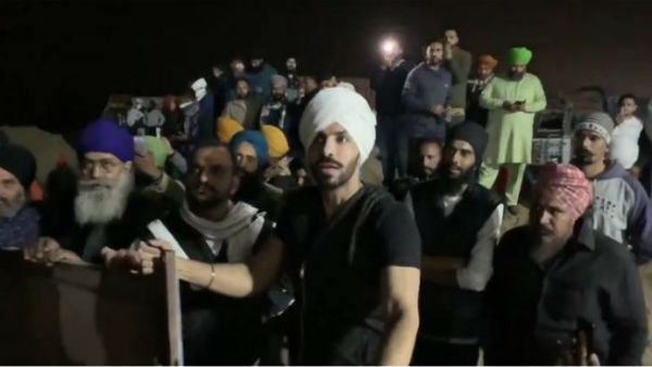 Farmers Protest: Who is actor Deep Sidhu?