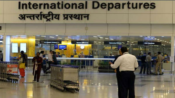 Held for more than 12 hours: UK returnees create a ruckus at Delhi airport