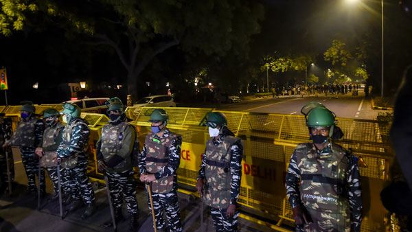 Embassy blast: Delhi cops question cab driver who ferried suspects
