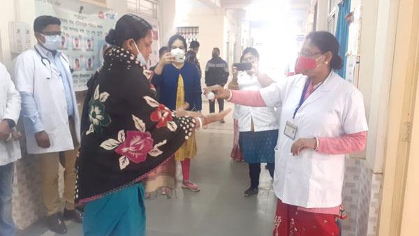 COVID-19 vaccine dry run LIVE: Union health minister Harsh Vardhan visits GTB Hospital