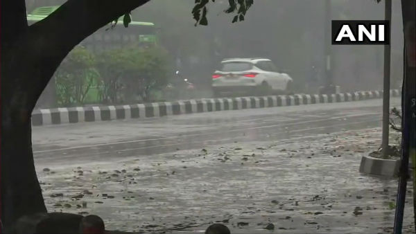 Rain, hailstorm lash parts of Delhi for fourth consecutive day