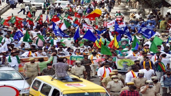 Republic Day: 25,00 farmers to hold tractor rally in Bengaluru
