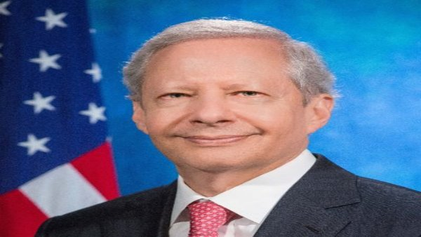 Outgoing US Ambassador to India Ken Juster