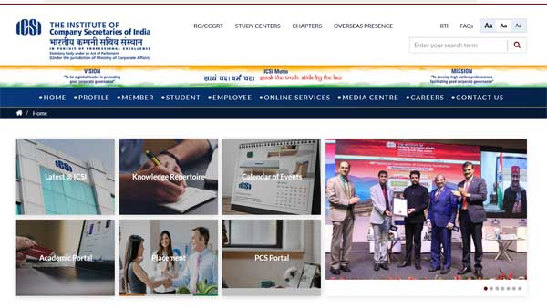 ICSI CSEET Result 2021 to be declared today at this time