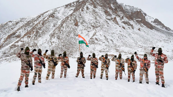 Ladakh: ITBP gets new commander