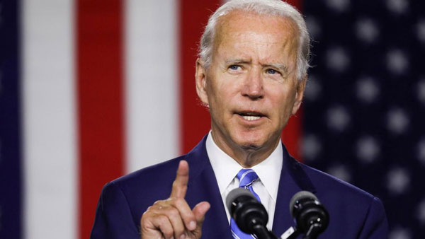 Joe Biden pledges to 'repair America's alliances, engage with the world once again' in his maiden speech