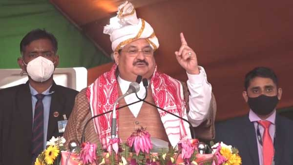 PM Modi, Shah solved 50 year old Bodo problem: J P Nadda