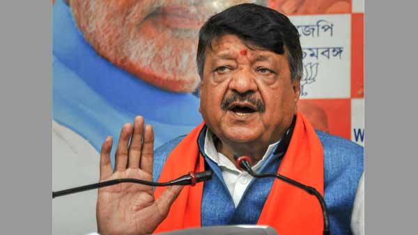 Kailash Vijayvargiya claims 41 MLAs in West Bengal ready to join BJP