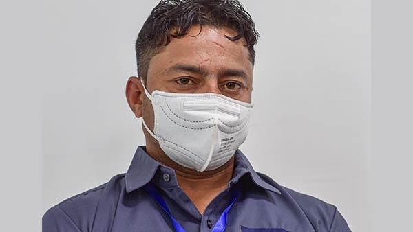 Meet Manish Kumar, India's first Covid vaccine recipient