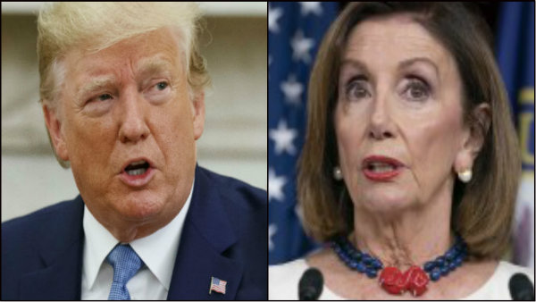 Speaker Nancy Pelosi says House will impeach Trump, pushes VP Mike Pence to oust him