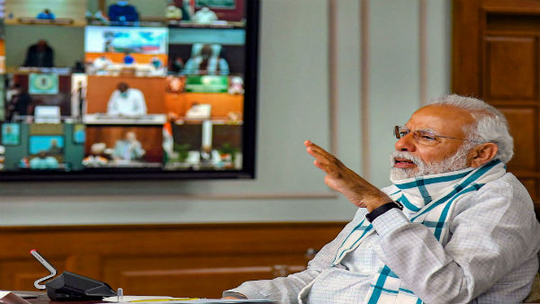 PM Modi to meet chief ministers today over Covid-19 vaccine rollout