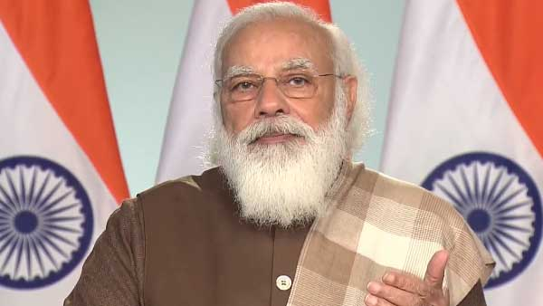 PM Modi extends best wishes to people on statehood days of Manipur, Tripura, Meghalaya