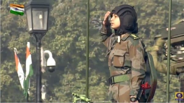 Meet Captain Preeti Choudhary, only woman commander from Army this year