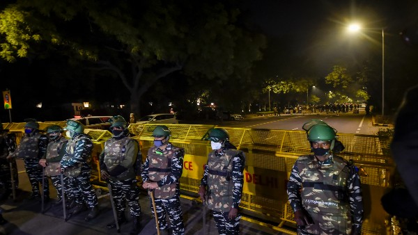 Blast outside Israeli Embassy: Maharashtra security beefed up
