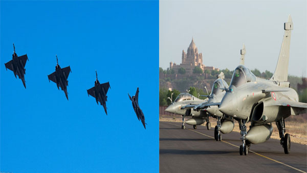 How the Desert Knight exercise will boost India's air power