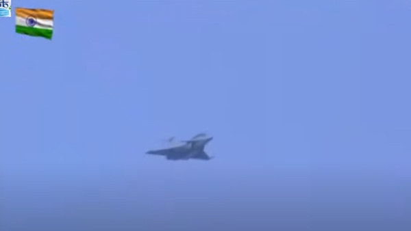 Republic Day: Watch the mighty Rafale do the 'Vertical Charlie'