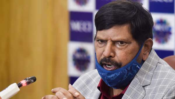 Ramdas Athawale condemns violence at US Capitol, says he will talk to Trump over phone