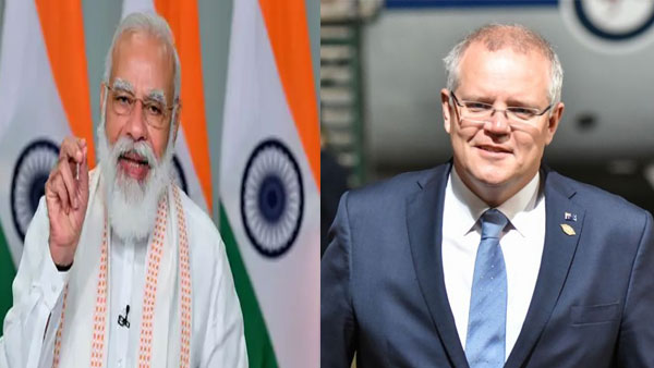 After test win, PM Modi tells Australian PM: Solid formidable competitors on field, sold partners off it