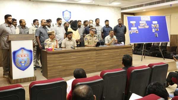Hyderabad: Police arrest serial killer