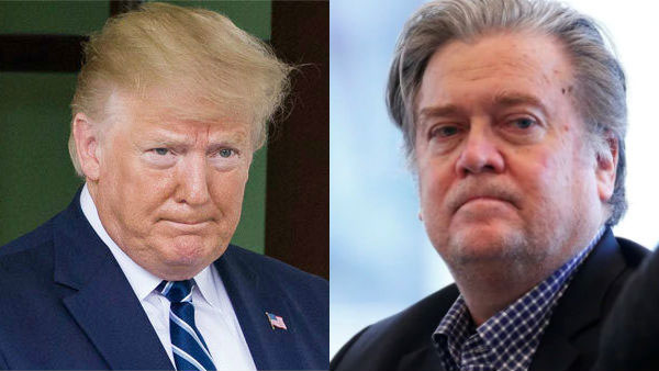 Trump pardons his former strategist Steve Bannon, 70 others in final act of clemency