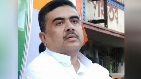 Keep ex-CM letter pad ready: Suvendu Adhikari's dig at Mamata Banerjee