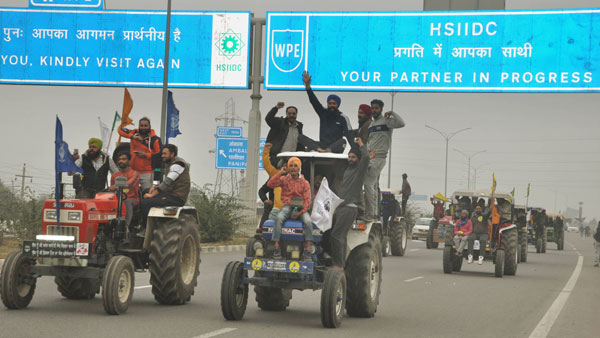 Farmer-Cops talks today to discuss tractor rally on Republic Day