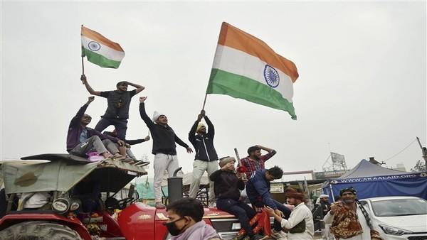 Farmer unions claim Delhi police nod for 100-km tractor rally on Republic day