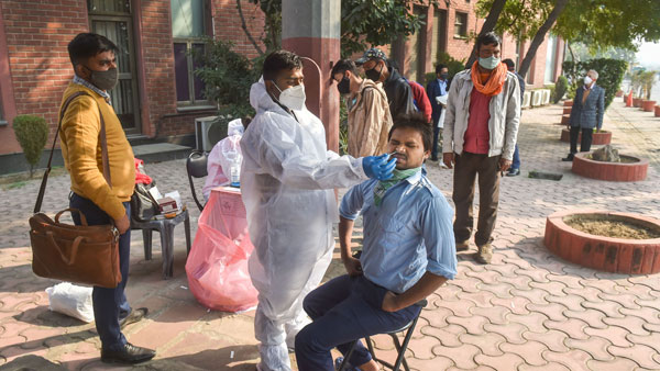 Coronavirus cases: India records 12,689 new COVID-19 cases, 137 deaths in a day