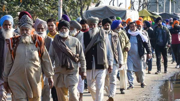 Farmers' Protest: Farmers have constitutional right to take out tractor rally, says Union leaders