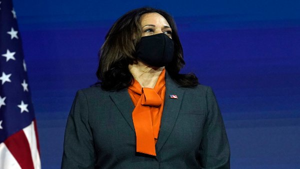 COVID-19 cases in India heartbreaking; US determined to help the country: Kamala Harris