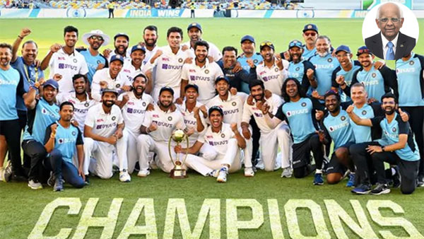 CS on Indian Cricket's Supreme Hour of Cherished Success…!!