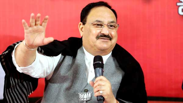BJP chief JP Nadda on two-day visit to Uttar Pradesh from today