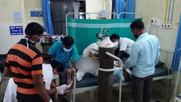 Karnataka: Union minister Shripad Naik injured in road accident; wife, aide dead