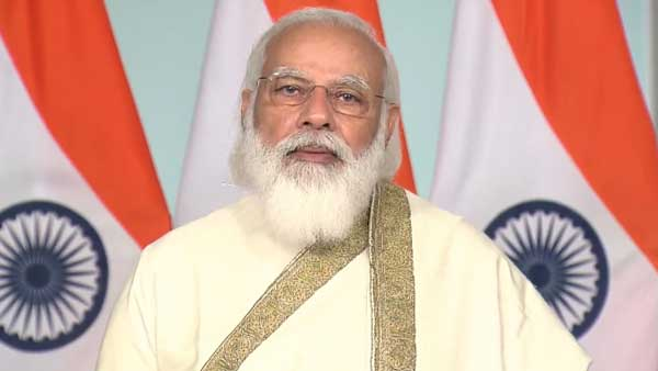 PM Modi all set to address World Economic Forum's Davos Dialogue today