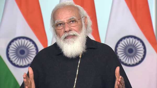 PM Modi to address WEF's Davos Dialogue on 28th January