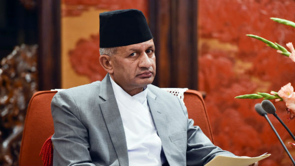 Nepal Foreign Minister Pradeep Kumar Gyawali arrives in India on three-day visit